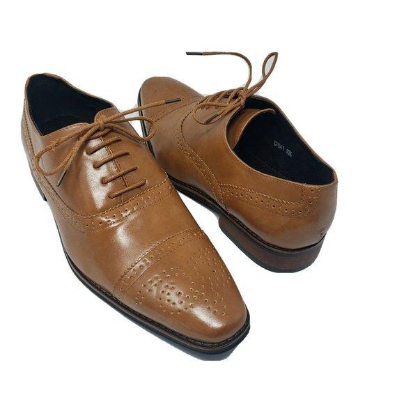 UV Signature Oxford Dress Shoes 10.5 Lace